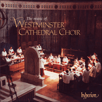 Cover of WCC100 - The Music of Westminster Cathedral