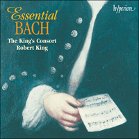 Cover of KING5 - Essential Bach