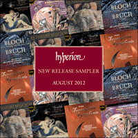 Cover of HYP201208 - Hyperion monthly sampler � August 2012