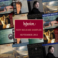 Cover of HYP201209 - Hyperion monthly sampler � September 2012
