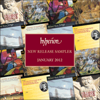 Cover of HYP201201 - Hyperion monthly sampler � January 2012