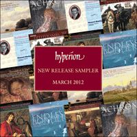 Cover of HYP201203 - Hyperion monthly sampler � March 2012