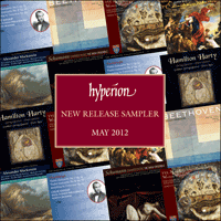 Cover of HYP201205 - Hyperion monthly sampler � May 2012