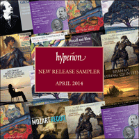 HYP201404 - Hyperion monthly sampler � April 2014