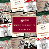 HYP201408 - Hyperion monthly sampler � August 2014