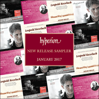 HYP201701 - Hyperion monthly sampler - January 2017