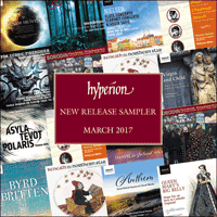 HYP201703 - Hyperion monthly sampler - March 2017