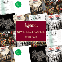 HYP201704 - Hyperion monthly sampler - April 2017
