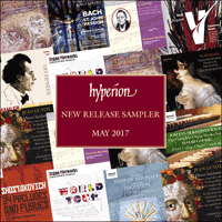 HYP201705 - Hyperion monthly sampler - May 2017