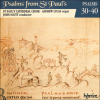CDP11003 - Psalms from St Paul's, Vol. 3 30-40