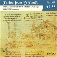 CDP11004 - Psalms from St Paul's, Vol. 4 41-55