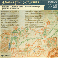 Cover of CDP11005 - Psalms from St Paul's, Vol. 05
