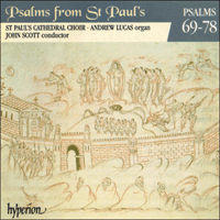 Cover of CDP11006 - Psalms from St Paul's, Vol. 06