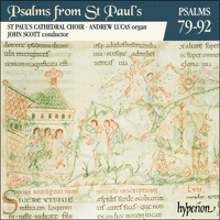 Cover of CDP11007 - Psalms from St Paul's, Vol. 07