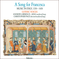 Cover of GAW21286 - A Song for Francesca