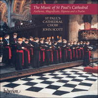 Cover of SPCC2000 - The Music of St Paul's Cathedral