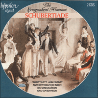 Cover of CDD22010 - Schubert: The Songmakers' Almanac Schubertiade