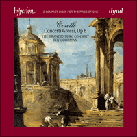 Cover of CDD22011 - Corelli: Concerti Grossi (Op 6