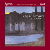 Cover of CDD22013 - Chopin: Nocturnes