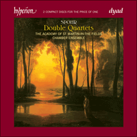 Cover of CDD22014 - Spohr: Double Quartets
