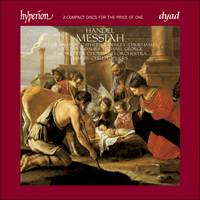 Cover of CDD22019 - Handel: Messiah