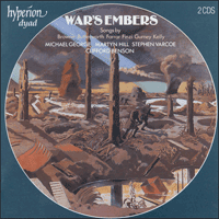 Cover of CDD22026 - War's Embers