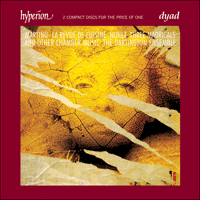 Cover of CDD22039 - Martinu: Chamber Music