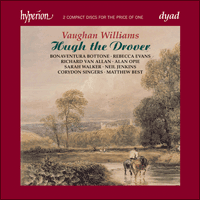 Cover of CDD22049 - Vaughan Williams: Hugh the Drover