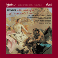 Cover of CDD22050 - Handel: The Triumph of Time and Truth