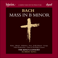 Cover of CDD22051 - Bach: Mass in B minor