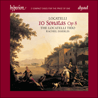 CDD22057 - Locatelli: Sonatas Op 8