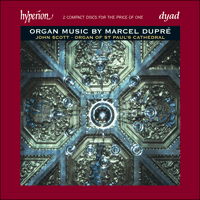Cover of CDD22059 - Dupr�: Organ Music