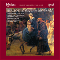 Cover of CDD22067 - Berlioz: L'Enfance du Christ