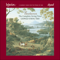 CDD22069 - Beethoven: The Complete String Trios