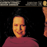 Cover of CDJ33005 - Schubert: The Hyperion Schubert Edition, Vol. 5 � Elizabeth Connell