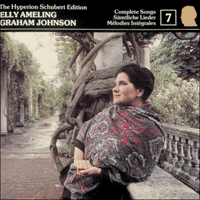 Cover of CDJ33007 - Schubert: The Hyperion Schubert Edition, Vol. 7 � Elly Ameling