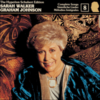 CDJ33008 - Schubert: The Hyperion Schubert Edition, Vol. 8 - Sarah Walker