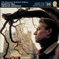 CDJ33010 - Schubert: The Hyperion Schubert Edition, Vol. 10 � Martyn Hill