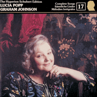 CDJ33017 - Schubert: The Hyperion Schubert Edition, Vol. 17 - Lucia Popp