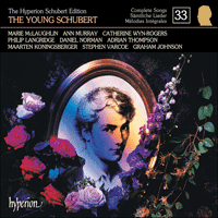 Cover of CDJ33033 - Schubert: The Hyperion Schubert Edition, Vol. 33