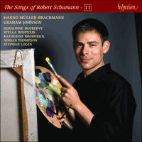 CDJ33111 - Schumann: The Complete Songs, Vol. 11 � Hanno M�ller-Brachmann