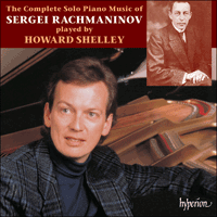 Cover of CDS44041/8 - Rachmaninov: The Complete Solo Piano Music