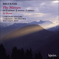 Cover of CDS44071/3 - Bruckner: Masses
