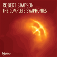 Cover of CDS44191/7 - Simpson: The Complete Symphonies