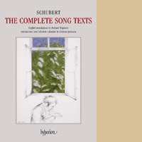 BKS44201/40 - Schubert: The Complete Song Texts