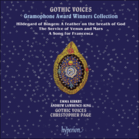 Cover of CDS44251/3 - Gothic Voices Award Winners