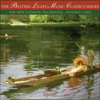 Cover of CDS44261/4 - British Light Music Classics