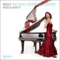 Cover of CDS44291/4 - Bach: The Well-tempered Clavier