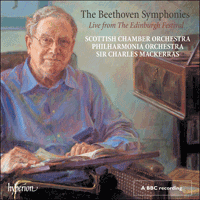 Cover of CDS44301/5 - Beethoven: Symphonies