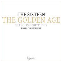 Cover of CDS44401/10 - The Sixteen & The Golden Age of Polyphony